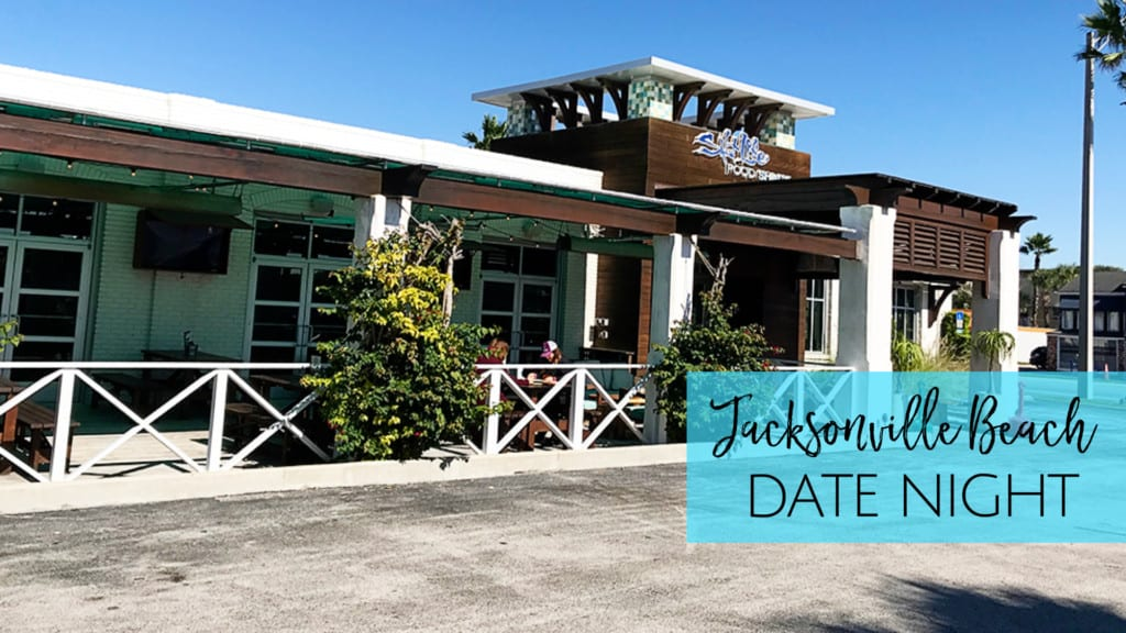 Salt Life Food Shack in Jacksonville Beach, Florida Perfect for date night or fun for the family!