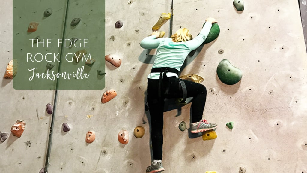 The Edge Rock Gym:: Indoor rock climbing fun for kids & adults in Jacksonville, Florida.
