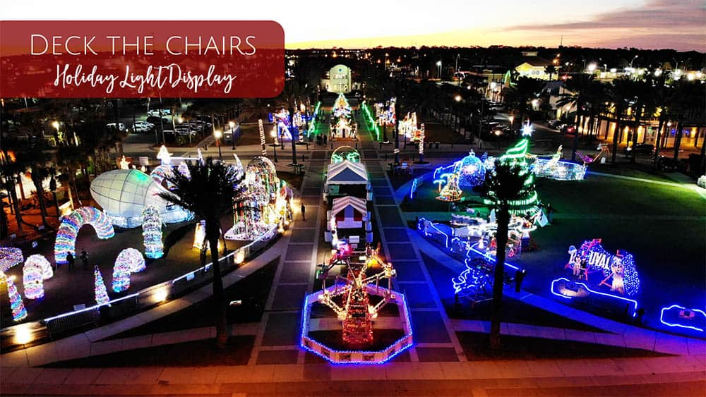 Deck The Chairs Jacksonville Beach, Florida