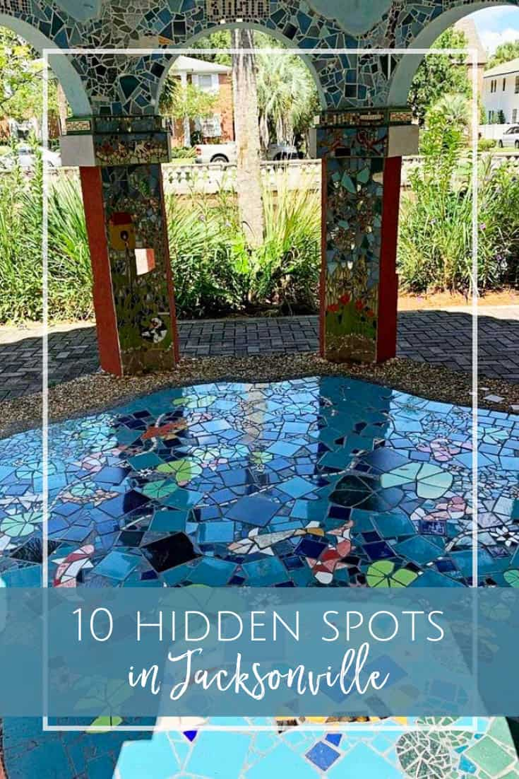 Top 10 Hidden Spots in Jacksonville