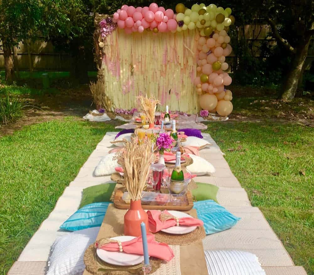 Luxury Pop-Up Picnic Services in Jacksonville